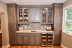 See one of our recent kitchen remodels in Verona.