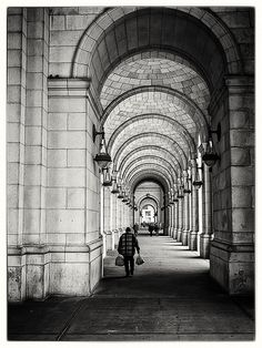 """Union Station Washington DC"""