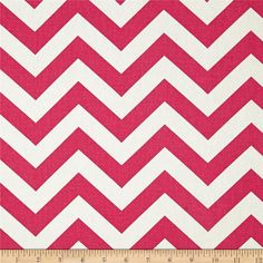 Chevron Table Runner in Hot Candy Pink & White Chevron Door, Chevron Curtains, Custom Curtains, Panel Curtains, Chevron Fabric, Chevron Table Runners, Door Draught Stopper, Draft Stopper, Custom Clutches