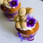 Lemon Pebble Cupcakes