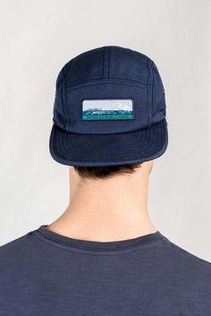 d69ad1c8633 UBB x Chaco Keep Paddling 5 Panel Hat