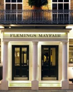 Flemings Mayfair - London, United Kingdom #Jetsetter