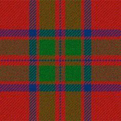 Clan Mackintosh Tartan