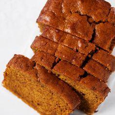 Pumkin Pie Recipe, Vegan Pumpkin Cookies, Vegan Pumpkin Bread, Pumpkin Bread Recipes, No Cook Desserts, Homemade Desserts, Vegan Sweets, Vegan Desserts, Baking Recipes
