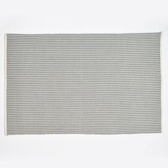Made entirely from recycled plastic bottles, this gorgeous, eco-friendly and ethically produced Weaver Green rug helps to tackle a small part of the Large Rugs, Small Rugs, Brighton, Dove Grey, Striped Rug, Recycle Plastic Bottles, Grey Stripes, Rugs Online, Rugs In Living Room