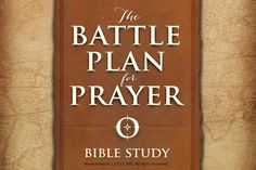 LifeWay Women All Access — The Battle Plan for Prayer | Giveaway!