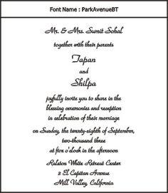 9 Best Spanish Wedding Invitation Wording Images
