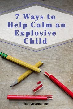 Got an explosive kiddo? This mom of two ADHD boys gives you ideas to start using today to calm and even stop the explosions! Parenting Books, Kids And Parenting, Adhd Symptoms, Feeling Helpless, Adhd Kids, Explosions, Aba, School Supplies, Homeschool