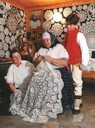 Koniaków - beautiful polish lace / handmade!
