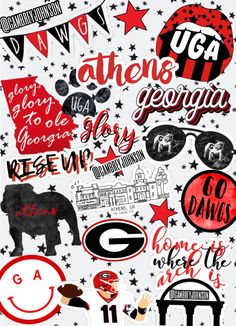 Bulldog Wallpaper, Georgia Bulldogs Football, College Aesthetic, University Of Georgia, Athens Georgia, Apple Watch Wallpaper, Georgia Girls, Photos Tumblr, Artists