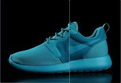 reputable site f19bc 3dbe0 New 2014 Roshe Run Hyperfuse 3M luminous female sports shoes, hot roshe run  2014 running