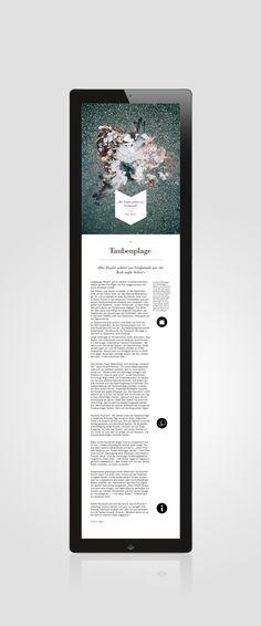 Berliner Schnauze - iPad Magazine by Marcel Bachran