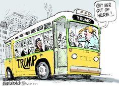 Trump's Dream: Make America 1955 Again