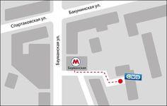 CMD на Северо-востоке Москвы (рядом с метро