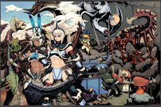 Monster Hunter Freedom Unite (Best game for the PSP!!)