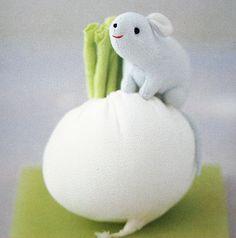 9784140311219 cute little chirimen crafts japanese craft book by feltcafe, via Flickr
