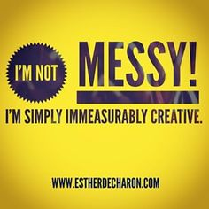 Be Creative without borders! And dare to make a mess #creativegenius #creativefire #businesscoaching #creativeentrepreneurs