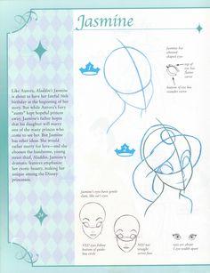 Drawing Cartoon Disney - How to Draw Princesses Cartoon Characters Sketch, Drawing Cartoon Characters, Cartoon Drawings, Easy Drawings, Disney Anime Style, Disney Art, Disney Sketches, Disney Drawings, Drawing Disney