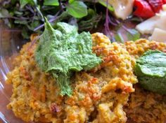 Quinoa Chickpea Burgers by Meghan Telpner