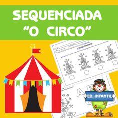 """Código 535 Sequenciada """"O Circo"""""""
