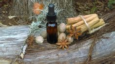 Yule Spice Organic essential oil 1/2oz by LaughingLilyHerbs