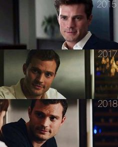 Like wine, he's getting better with years ❤️ 50 Shades Trilogy, Fifty Shades Series, Fifty Shades Movie, Fifty Shades Darker, Fifty Shades Of Grey, Christian Grey, Anastasia Steele Outfits, Anastasia Grey, 50 Sombras Grey