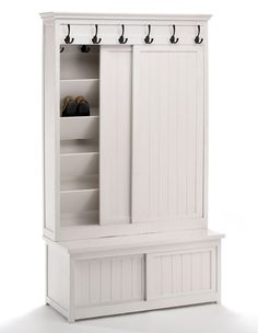 ideas with bench entrance halls Brilliant Hallway Shoe Storage Cabinet with Fiftyone Percent Hall Shoe Cupboard … – 2019 - Entryway Diy Cupboard Storage, Closet Storage, Hallway Storage, Storage, Shoe Storage Cabinet, Bedroom Storage, Hallway Coat Storage, Shoe Cupboard, Hallway Shoe Storage