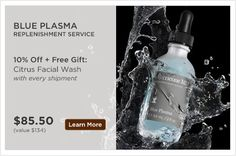 Dr Perricone - Blue Plasma Promo