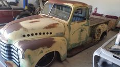 Ad - 1953 Chevrolet Other Pickups 1953 Chevy 3100 Custom Twin Turbo Shop Truck Rat Rod Hot Rod Old Pickup Trucks, 4x4 Trucks, Custom Trucks, Lifted Trucks, Diesel Trucks, Pickup Camper, Jeep Pickup, Dodge Trucks, Semi Trucks