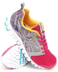 classic fit 2c956 165e7 80.00 Reebok Women Grey Realflex Scream 2.0 The RealFlex Scream 2.0  Sneakers by Reebok feature