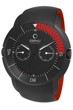 Obaku Men V141 GBBRB | EVOSY | The Premier Destination for Watches and Accessories