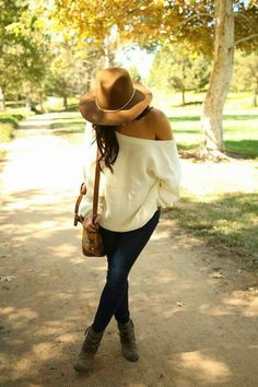 The HONEYBEE // Fall Style