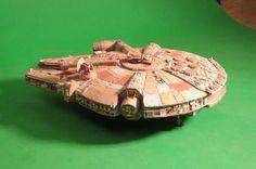 Fan-made Millennium Falcon - Neatorama