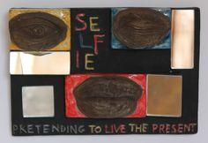 """Federico Della Bina  """"Pretending to live the present"""""""