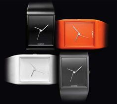 Phillipe Starck Economique Watches - Cool Watches from Watchismo.com