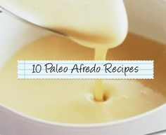 10 Paleo Alfredo Recipes | Easily Paleo #paleo #glutenfree #grainfree #dairyfree #soyfree #alfredo #roundup