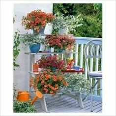 Balcony Garden Ideas For Decorate Your House 30