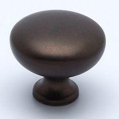 oil rubbed bronze knob