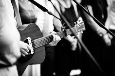 live music wedding