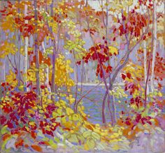 Tom Thomson Style : Group of Seven Lived : August 5, 1877 - July 8, 1917 (19th - 20th century) Nationality : Canada