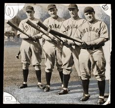 1929 Cubs, Kiki Cuyler, Rogers Hornsby, Riggs Stephenson, Hack Wilson, Chicago Cubs #baseballhacks
