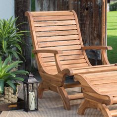 Have to have it. Belham Living Avondale Adirondack Chair - Natural - $201.99 @hayneedle