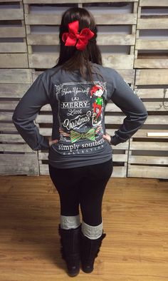 Simply Southern Tee by EstherandEsther on Etsy Simply Southern T Shirts, Southern Outfits, Preppy Outfits, Cute Outfits, Southern Shirt Company, Preppy Girl, Preppy Style, My Style, Fall Winter Outfits