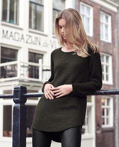 Image of Florence tunic sweater