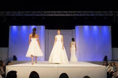 Wedding Show, Newcastle, Catwalk, One Shoulder Wedding Dress, January, Trends, Bridal, Wedding Dresses, Fashion