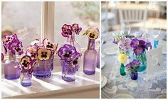 Ideas to recycle glass jars