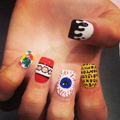 Instagram photo by wahnails  #nail #nails #nailart