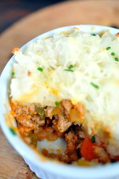 Turkey sheppards pie