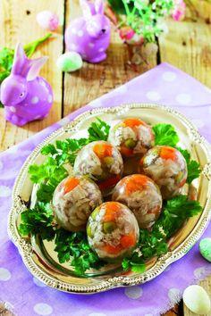 Měsíčník Rozmarýna - online vydání Polish Recipes, Potato Salad, Sushi, Menu, Potatoes, Eggs, Chicken, Breakfast, Ethnic Recipes