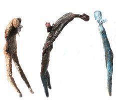 ENSEMBLE sculptures by Dov Melloul